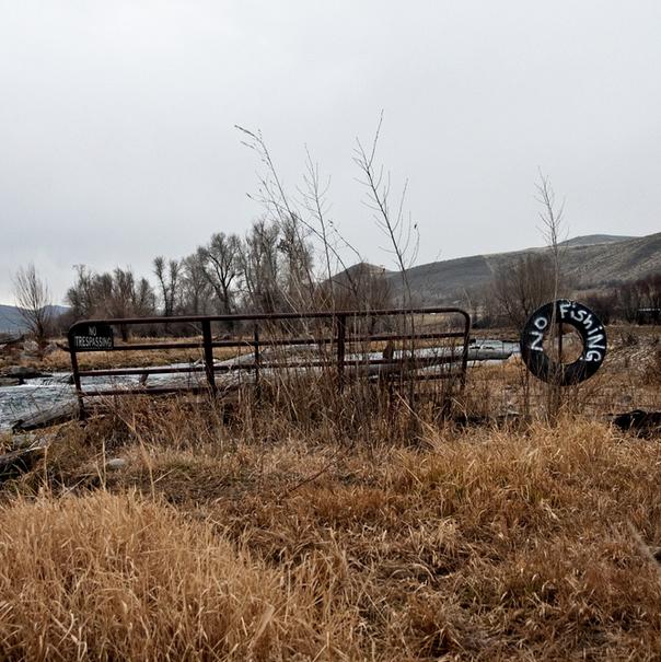 Utah Stream Access Coalition Weber River